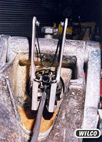 WILCO lubricant applicator
