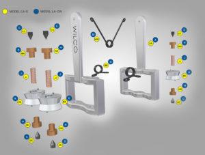 WILCO lubricator parts